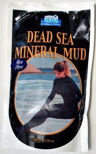 Sea of Spa Dead Sea Minerals Exfoliant boue masque facial