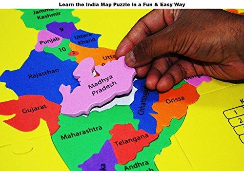 Beyond-Logik-India-Map-Foam-Puzzle-Fun-Learn-Educational-Toy-Return-Gift