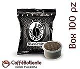 Caffè Borbone - Miscela Nera - Capsula FAP Lavazza Espresso Point - Box da 100 pz