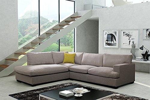 Couchgarnitur Sofa Couch Davis L Wohnlandschaft Polsterecke Sehr