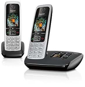 Gigaset C430A Duo Dect – Schnurlostelefon mit