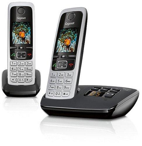 Gigaset C430A Duo Telefon - Schn...