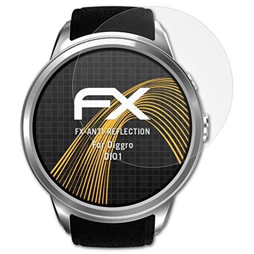 atFoliX Pellicola Protettiva compatibile con Diggro DI01 Protezione Pellicola dello Schermo, antiriflesso e ammortizzante FX...