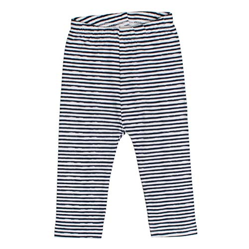 SALT AND PEPPER Baby - Mädchen B Leggins Meer Stripe Leggings,per Pack Rot (Hibiscus 360),86