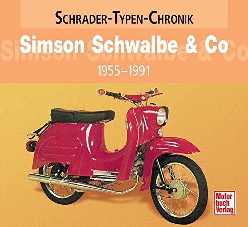 Maschine Schwarz Katalog (Simson Schwalbe & Co: 1955-1991)