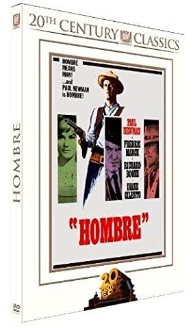 Hombre (1967) - Official Fox Region 2 Print Release (Anamorphic Widescreen)