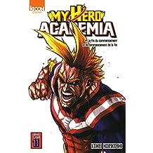My hero academia (11) : La fin du commencement et le commencement de la fin