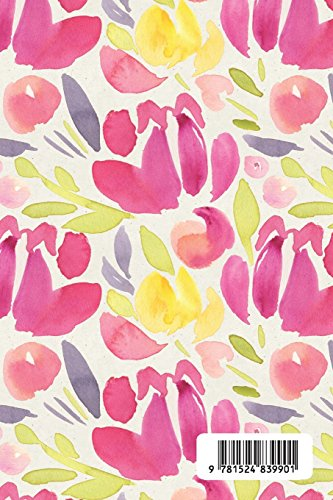 Wendy's Pocket Posh Journal, Tulip
