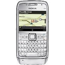 Nokia E71 - Teléfono Móvil Libre - Plata