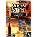 Guns and steel: a civilization card game - idioma ingles