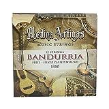 Ortola 6916--099 - Juego cuerdas bandurria acero 1410, color estándar
