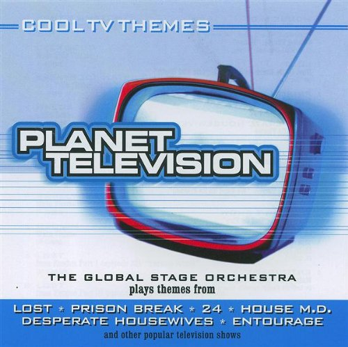 Panet Television-Cool TV Theme [Import USA]