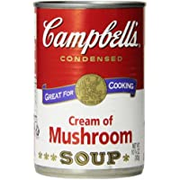 Campbell´s Cream of Mushroom Soup 305 g