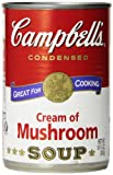 Campbell Soup Company Campbell's Cream Of Mushroom Soup, 10.75 Oz