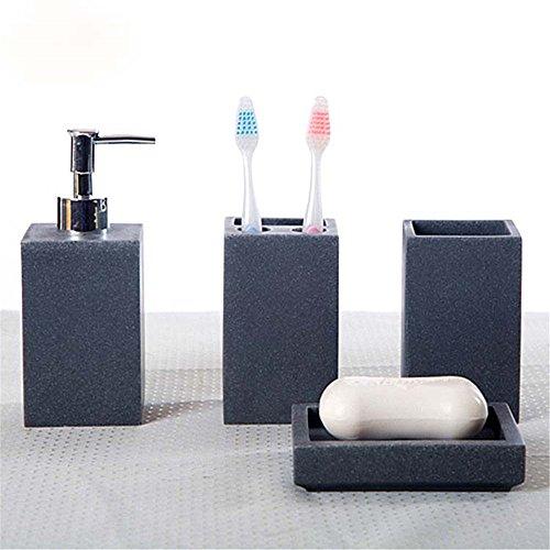 MIAORUI résine prime chez bain / sand & produits de toilette et salle de bains, quatre séries de creative cadeaux de mariage,b