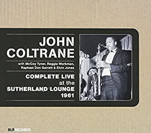 Complete Live at the Sutherland Lounge 1961 (3CD)