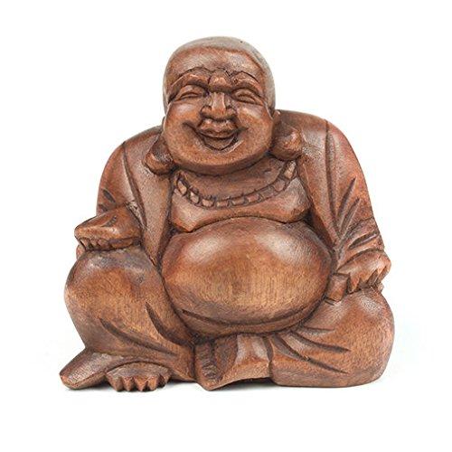 Pequeño Buda sonriente