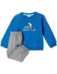 Adidas - Sp log blue /roy jogg bb - Survetement ensemble