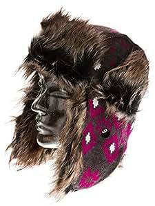 Rip Curl Ashley Chapka Women's Hat Dark Grey Heate One Size