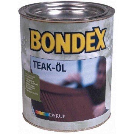 Preisvergleich Produktbild Bondex Teak-Öl Teak 0,75 l - 330060