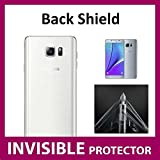 Samsung Galaxy Note 5Unsichtbar Rückseite Displayschutzfolie Folie Fall (zurück Shield im lieferumfang Enthalten) Military Grade Schutz Exklusive Ace Fall
