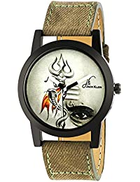 Jack Klein Shivay Edition Graphic Wrist Watch