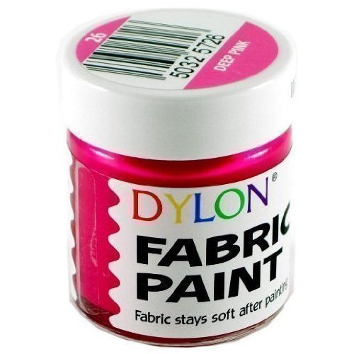 dylon-fabric-paint-deep-pink-25ml