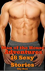 Man of the House Adventures: Taboo MM Erotica Bundle