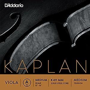 D'Addario K411 MM Medium Viola Strings