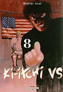 Ki-itchi VS Edition simple Tome 8