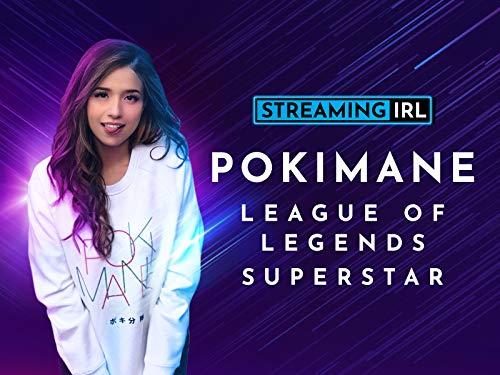 Streaming IRL featuring Pokimane