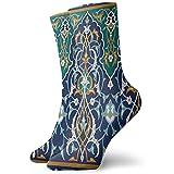 Tedtte Calzini marocchini orientali vintage vintage novità Calze da uomo Calze da ginnastica Calze da 30 cm