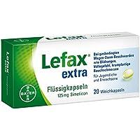 20 St LEFAX extra líquido cápsulas