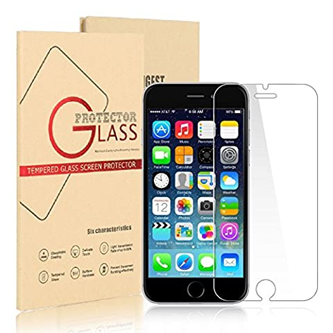 Verre trempé pour Apple iPhone 5S/5/Si/5 C Film de protection d'écran