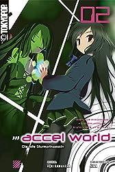 Accel World - Novel 02: Die rote Sturmprinzessin