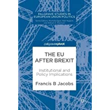 The EU after Brexit: Institutional and Policy Implications (Palgrave Studies in European Union Politics)
