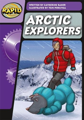 Rapid Phonics Arctic Explorers Step 3 (Fiction) 3-pack