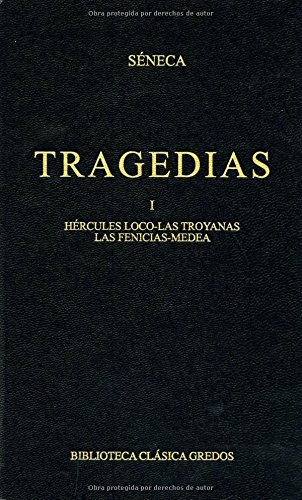 Tragedias (Monografias Historicas) por Lucius Annaeus Seneca
