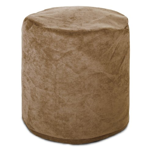 Majestic Home Goods Villa Pearl Small Pouf