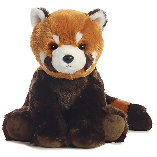 Aurora - 50437 - Peluche - Panda Rouge  - Destination Nation