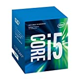 Intel Core i5–7600 3,5 GHz QuadCore 6 MB Cache CPU – Schwarz