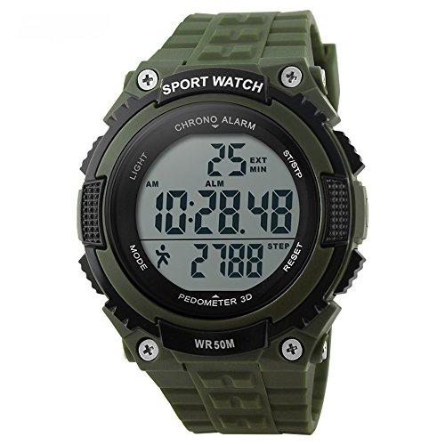 Qualifiziert Sport Uhr Männer Top Marke Uhr Männer Digitale Uhr Mode Wasserdichte Armbanduhren Für Männer Jungen Tauchen Armbanduhr Uhren Deporte Herrenuhren Digitale Uhren