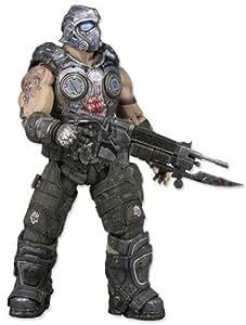 Figurine Gears of War 3, Série 1 : Carmine