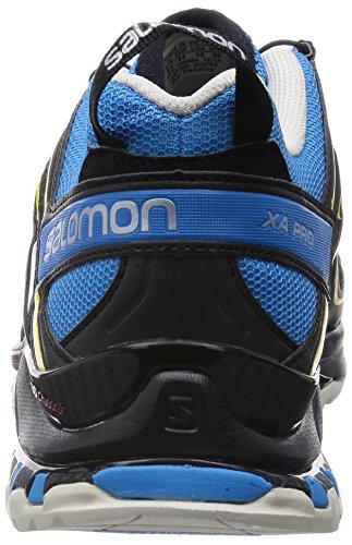Salomon  Xa Pro 3D, Baskets pour homme rouge * Methyl Blue/Light Grey/Black