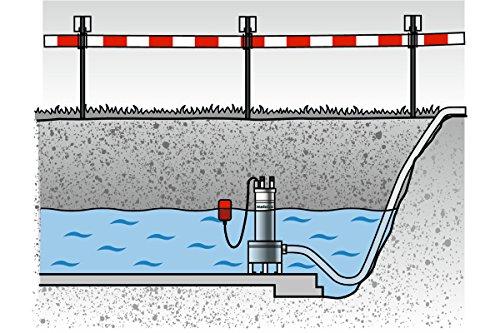 Metabo DP 28-10 S Inox Schmutzwasserpumpe - 4