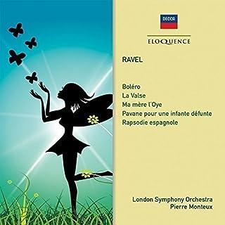 Ravel: Ma Mere L'Oye; Bolero; La Valse; Pavane; Rapsodie Espagnole by Pierre Monteux (B015F0Q71U)   Amazon Products