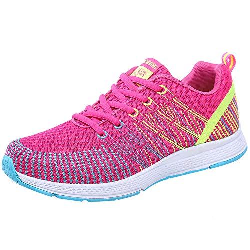 Frauen Sport Laufschuhe einen fuß faul Schuhe mesh Farbe spleißen socken hohe Rohr Stricken sporttraining Sport Freizeitschuhe atmungsaktiv niedrig Hilfe knospe mesh Auge Outdoor-Schuhe -