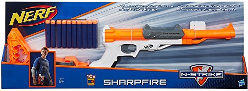 HASBRO a9315-Nerf N-Strike Elite sharpfire