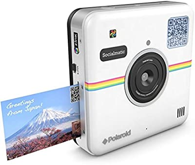 Polaroid socialmatic black/white