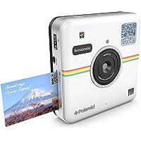 Polaroid POLSM01W Socialmatic WiFi Instant Print Share Kamera weiß